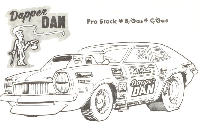 Drag Car Coloring Pages : Drag cars coloring pages